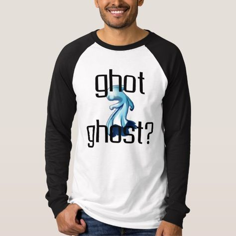 Ghot Ghost? T-Shirt | Zazzle.com