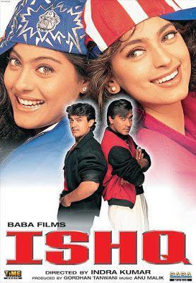 Antisipatic Download Ishq 1997 Subtitle Indonesia In 2020 Hindi Movie Song Latest Hindi Movies Hindi Movies