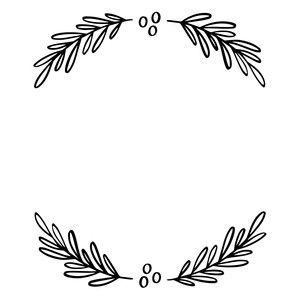 holly wreath christmas svg, dxf, eps,png cutting files for use with silhouette studio and cricut design space Christmas Holly Wreath Wreath Drawing Flower Coloring Pages Rose Drawing