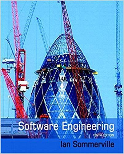 Software Engineering 10th Edition Software Engineer Engineering Software