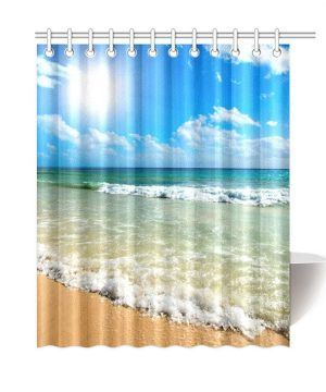 100 Nautical Shower Curtains See Our Huge List Of Beach Shower