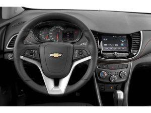 2019 Chevrolet Trax Chevrolet Trax Sport Utility Vehicle Chevrolet
