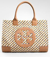 3d7dc339585 Tory Burch Jules Ella Tote...can someone tell me if that is purple or blue  in this purse??