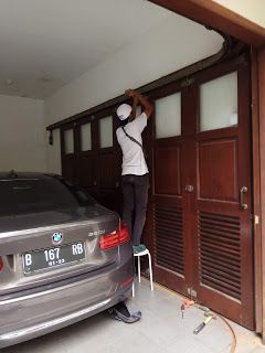 Haris Global Tekhnik Reparasi Pintu Garasi Sliding Daerah Jakarta Bek Pintu Garasi Pintu Pintu Geser