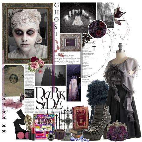 Romantic Ghost  / DIY Halloween Costume, created by radio-surgery - romantic halloween ideas