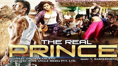 hindi dubbed movies of darshan - the real prince