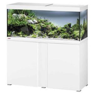Eheim Aquarium Vivaline Led De 240l Avec Meuble Blanc Meuble Blanc Meuble Led
