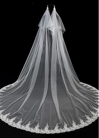 Buy Lace And Long Cheap Wedding Veils For Sale Adasbridal Com Weddingveils Tulle Wedding Veil Wedding Veils Tulle Wedding