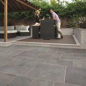 Garden Paving Slabs Ideas that Will Make Your Home Grand garden paving slabs marshalls fairstone slate casarta garden paving