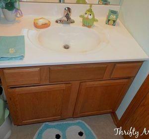 S 11 Low Cost Ways To Replace Or Redo A Hideous Bathroom Vanity Bathroom Ideas Painted Furnitu Custom Bathroom Vanity Diy Bathroom Design Diy Bathroom Vanity