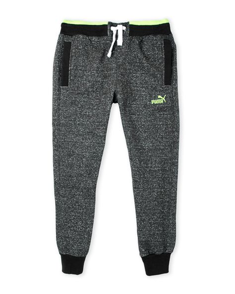 fe28d5eb3754 Puma (Boys 8-20) Fleece Jogger Pants