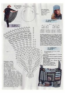 Pin by Mary Grant on crochet and knit | Zhurnal mod, Crochet