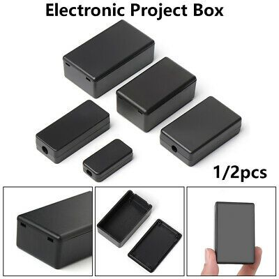Ad Ebay Url Waterproof Cover Project Electronic Project Box Instrument Case Enclosure Boxes In 2020 Electronics Projects Inductors Plastic Case