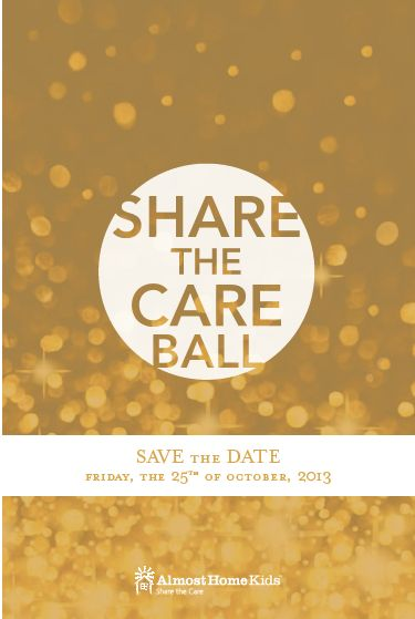 save the date ALIGN FUNDRAISER Pinterest Gala invitation - fundraiser invitation