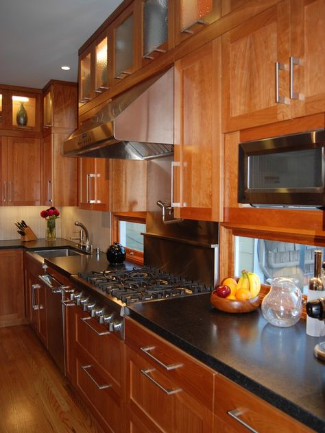 49+ Ideas Natural Cherry Kitchen Cabinets Shaker