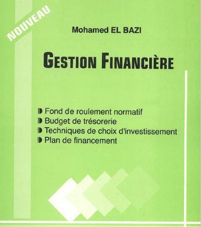 Livre Gestion Financiere Economie Gestion Financiere Gestion