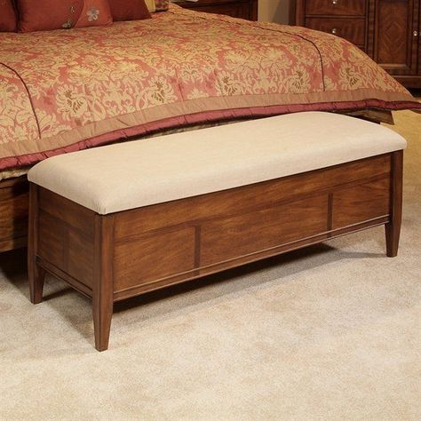 Bedroom Bench | Bedroom Benches | Bench, Storage ottoman bench ...