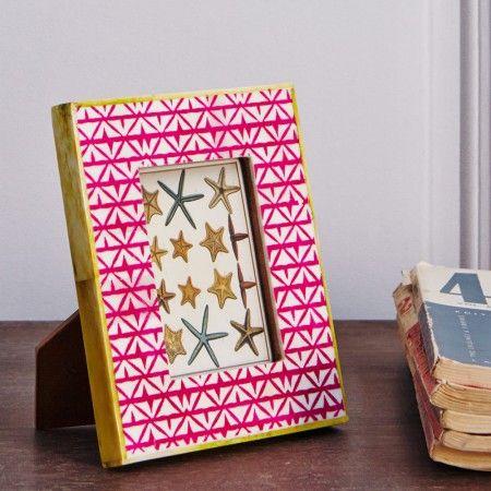 Purple Printed Frame | House | Pinterest | House