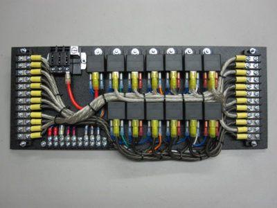 Custom Relay Panels Ce Auto Electric Supply Automotive