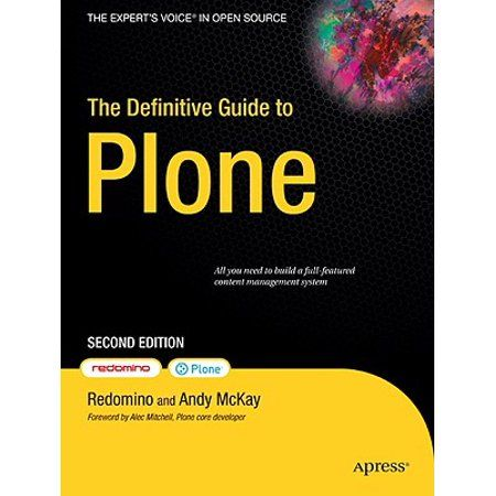 The Definitive Guide To Plone Linux Ubuntu Operating System Linux Operating System