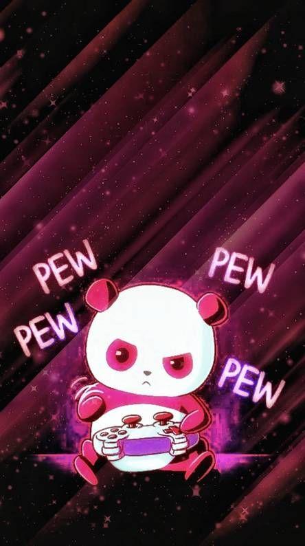 Gamer Panda Cute Panda Wallpaper Panda Wallpapers Girl Wallpaper