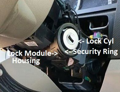 Solve Ford Ignition Lock Cylinder Problems On Escape Focus And More Electrical Problems Chevrolet Car Maintenance