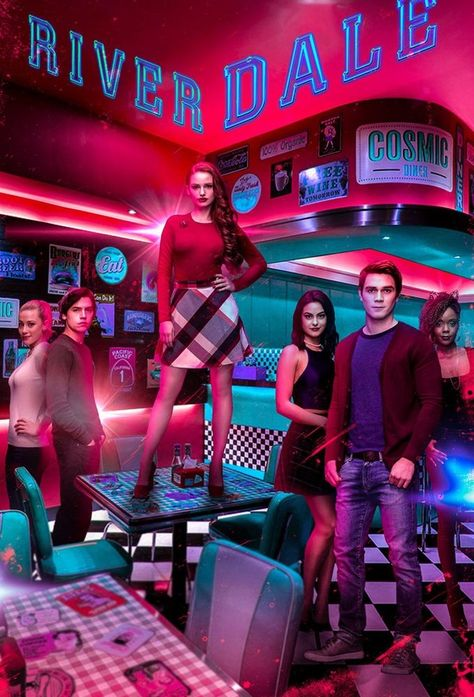 Tumblr Wallpapers - Riverdale - Poster zur Serie mit viel Sogkraft. #WallpaperTumblr #WallpaperTumblrcelular #WallpaperTumblrdisney #WallpaperTumblrfofosteladebloqueio #wallpapertumblrpreto #wallpapertumblrriverdale