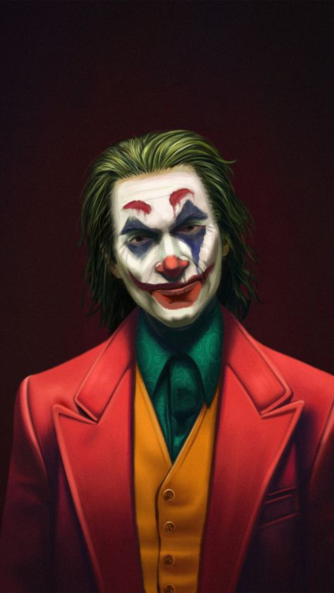Joker Movie Joaquin Phoenix Art Wallpapers | hdqwalls.com