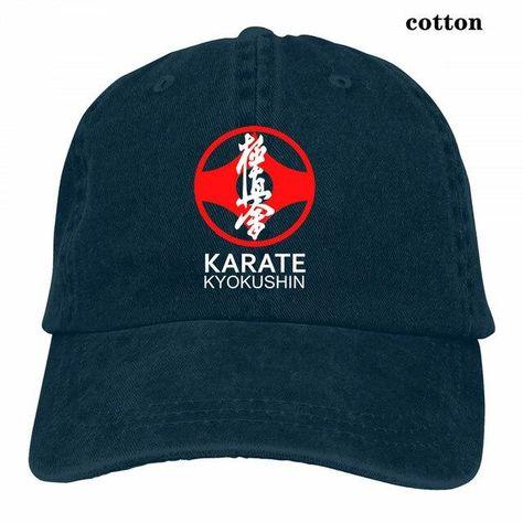 Kyokushin Kai, Kyokushin Karat/é Base Casquette