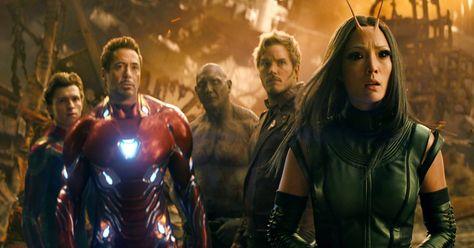 Infinity War Full Movie 2021 New