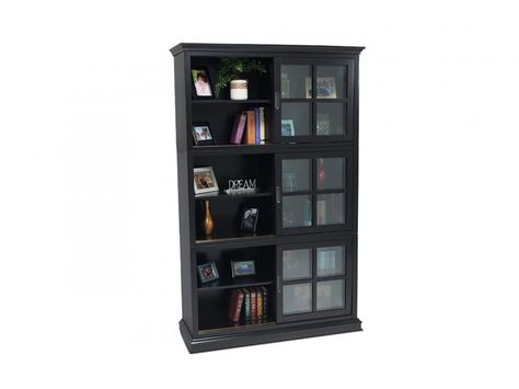 Une Etagere Pour Les Livres Sliding Door Bookcase Home Office