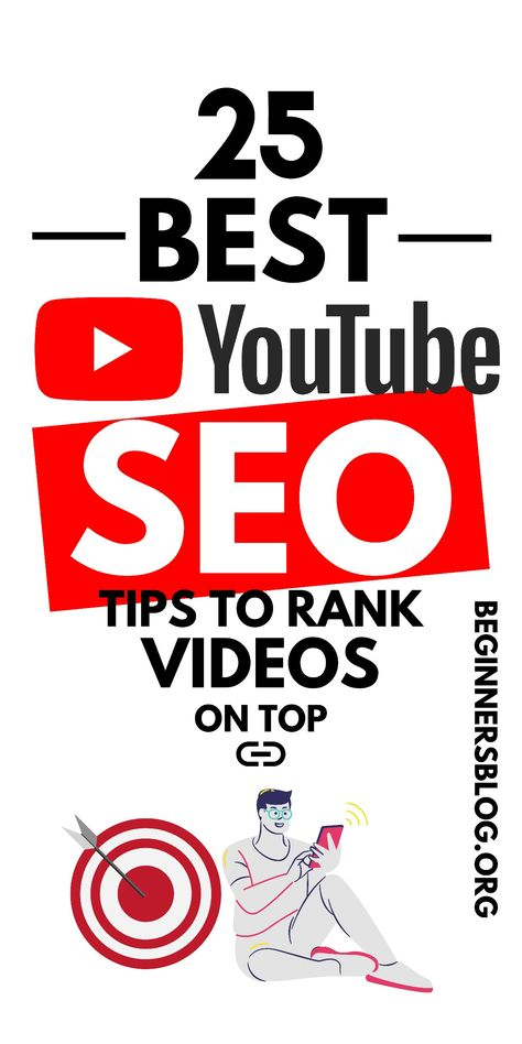 25 Best YouTube SEO Tips To Rank Videos On Top