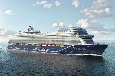 Jobs Auf Kreuzfahrtschiffen Mit Tui Cruises Kreuzfahrtschiff