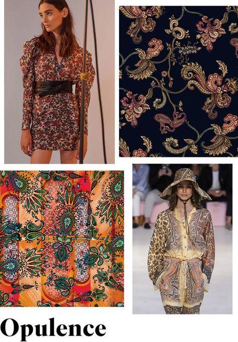 Première Vision Autumn/Winter 2019/20 Print & Pattern Trend Overview | Trend Forecasts – Patternbank | Bloglovin'