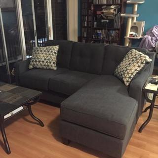 Shayla Sofa Chaise Ashley Furniture Homestore Chaise Sofa