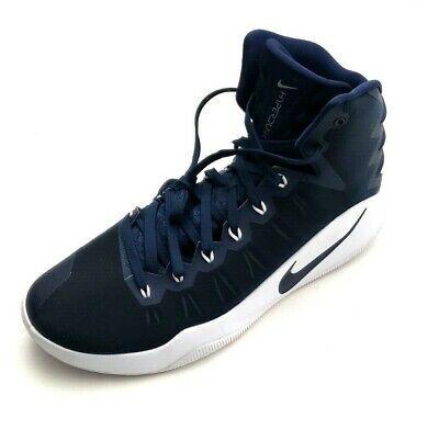 Nike Zoom Hyperdunk Men 2016 Tb Promo Basketball Shoes Navy White Size 15 Ebay In 2020 Nike Zoom Basketball Shoes Shoes
