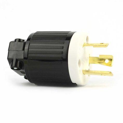 Twist Lock Electrical Receptacle 3 Wire 250V 30 Amps NEMA L6-30R  YGA017F