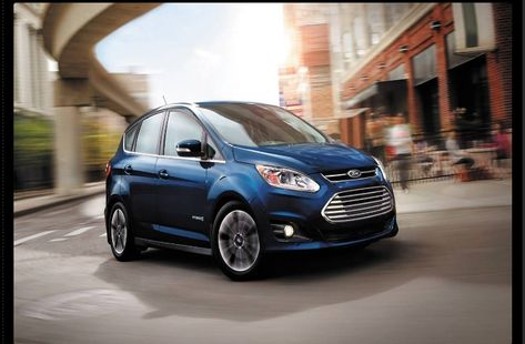 The 2018 Ford C Max Offers Outstanding Style And Technology Both Inside And Out See Interior Exterior Photos 2018 For Ford C Max Hybrid Hybrid Car Car Ford