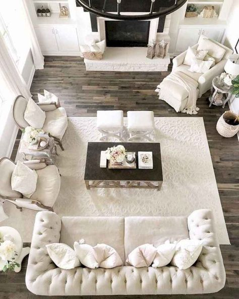 Rustic Living Roomdesign Ideas: 08 Rustic Farmhouse Living Room Design And Decor Ideas For