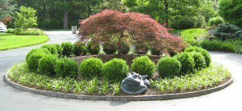 Landscape Gardening Ipswich Best Choice Landscape Gardening Llc Circle Driveway Landscaping Driveway Landscaping Small Courtyard Gardens