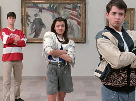 movie scenes Movies Every Woman Should See Before Shes 40 - PureWow- ferris buellers day off 90s Movies, Iconic Movies, Movies To Watch, Good Movies, Cult Movies, Funny Movies, Comedy Movies, Classic Movies, Film Polaroid
