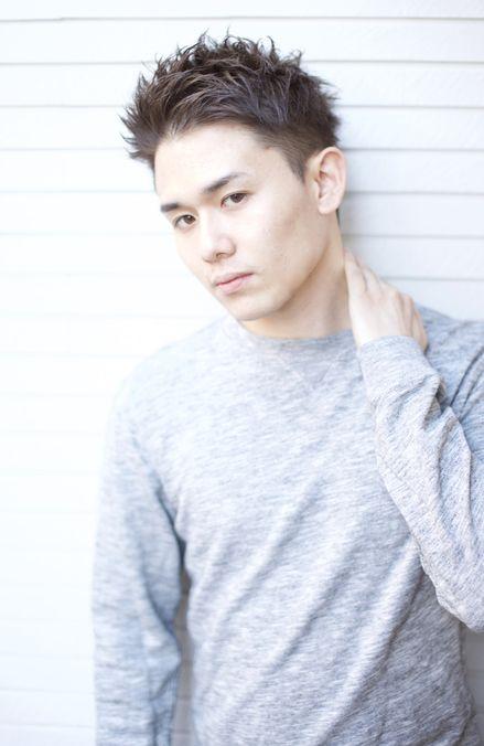 2019最新 自分の なりたい 似合う が必ず見つかる メンズのおすすめハンサムショート Bangs バングス 男性の髪 髪型 ハンサムショート