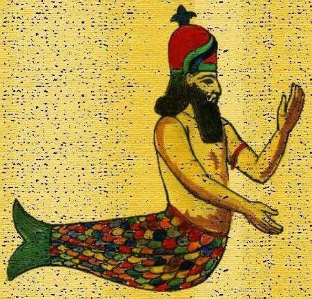 The Mysterious God Dagan The Magic Faraway Tree Ancient Near East God