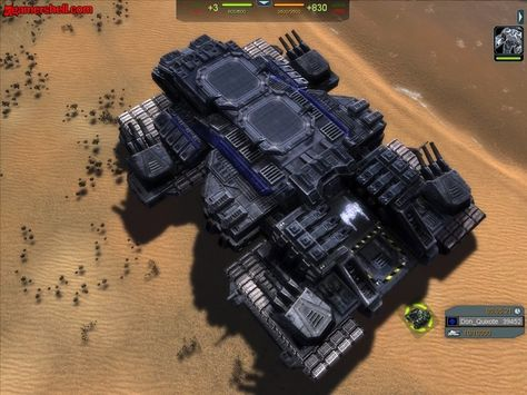 Supreme Commander 2 Screenshot Sci Fi Art Sci Fi Fantasy Sci Fi