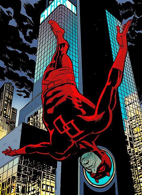 Daredevil Daily