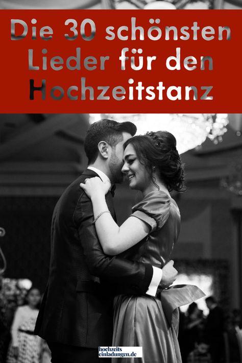 Die Auswahl Des Richtigen Songs Fur Den Hochzeitstanz Ist Besonders Wichtig Weil Alle Augen Auf Euch Gericht Liebeslieder Hochzeit Hochzeitstanz Walzer Tanzen