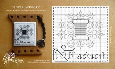 Image result for blackwork charts