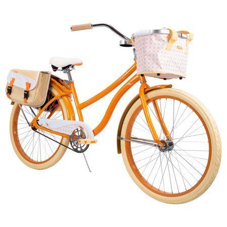 Huffy 26 Marietta Womens Single Speed Beach Cruiser Bike Walmart Com Cruiser Bike Custom Bikes Beach Cruiser Bike