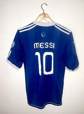 new product c4298 91d06 Adidas Argentina #10 Messi World Cup 2010 Away Shirt ...