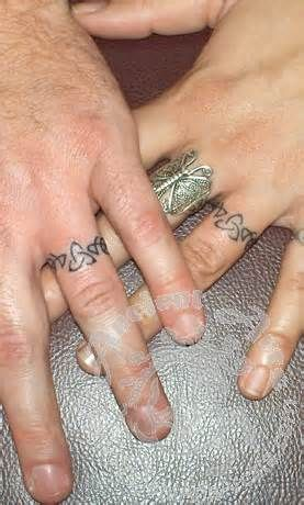 Image Detail For Wedding Ring Tattoo The New Wedding Trend